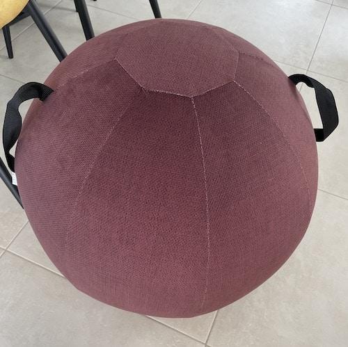Housse Swiss Ballon marron
